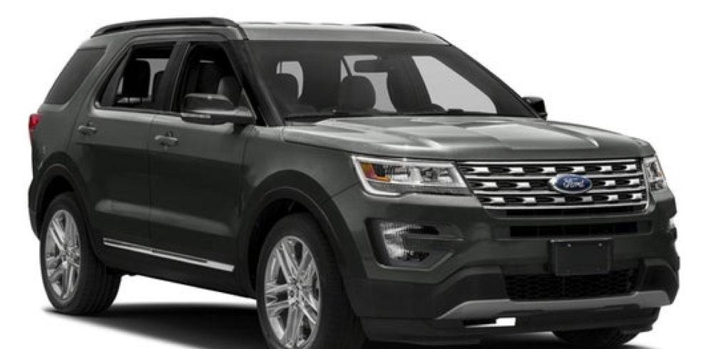 Transfert avec ford explorer